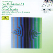 Grieg: Peer Gynt Suites Nos.1 & 2; Lyric Suite; Sigurd Jorsalfar Songs