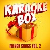Karaoke Box: Classic French Songs, Vol. 2 Songs