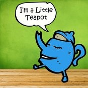 I'm A Little Teapot: 30 Kids Dance Songs For Tumbling Toddlers Songs