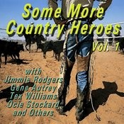 Some More Country Heroes, Vol. 1 Songs