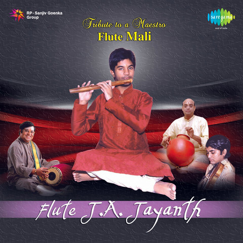 Tribute To A Maestro Flute J A Jayanth