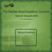 Madrasil Margazhi - 2006 (Live) Songs