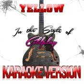 Yellow (In The Style Of Coldplay) [Karaoke Version] - Single Songs