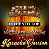 Joseph Megamix (In The Style Of Joseph & The Amazing Technicolor Dreamcoat) [Karaoke Version] - Single Songs