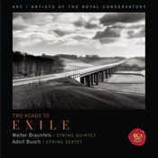 Two Roads To Exile (Braunfels: String Quintet & Busch: String Sextet) Songs