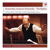 Stravinsky conducts Stravinsky - The Ballets Songs