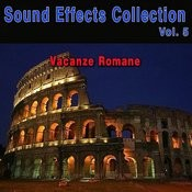 Sound Effects Collection, Vol. 5: Vacanze Romane Songs