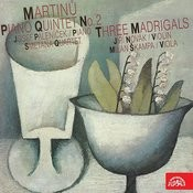 Three Madrigals - Duo No. 1, H. 313: II. Poco Andante Song