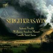 Sergei Krasavin Plays Vivaldi, Mozart, Saint-Saëns Songs