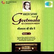 Geetmala Ki Chhaon Mein Ameen Sayani Volume 4 Songs