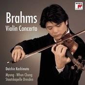 Brahms: Violin Concerto in D Major, Op. 77 Songs