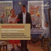 Shostakovich: The Sun Is Shining Over Our Motherland Songs