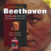 Beethoven: Piano Sonatas Nos. 19 - 22 Songs