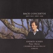 Bach, J.S.: Concerti BWV 1052-58 Songs