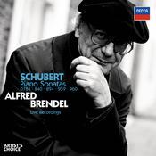 Alfred Brendel plays Schubert Songs