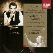 Mozart: Flute Concertos Nos 1, 2 & Concerto for Flute & Harp Songs