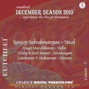 December Season 2010 Concert 5 Live At Parthasarathy Swamy Sabha Songs