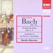 Bach: Suites Nos 2-4 Songs