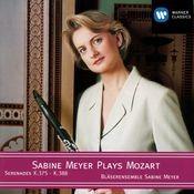 Mozart: Wind Serenades No.11 K.375 & No,12 K.388%384a Songs