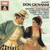 Mozart: Don Giovanni - Highlights Songs