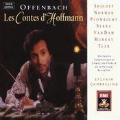 Offenbach: Les Contes d'Hoffmann Songs