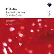 Prokofiev : Alexander Nevsky & Scythian Suite (-  Apex) Songs