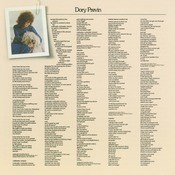 Dory Previn Songs