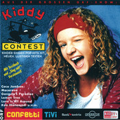 Kiddy Contest Vol. 2 Songs