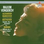 Beethoven : Violin Sonata No.9, 'Kreutzer' & Brahms : Violin Sonata No.2 Songs