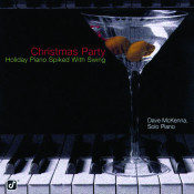 Christmas Party - Holiday Piano Spiked With Swing Songs