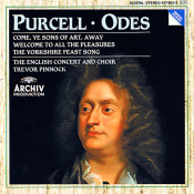 Purcell Odes Come Ye Sons Welcome To All Of Old When Heroes Songs