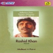 Reflections (rashid Khan) - Multani Purvi Songs