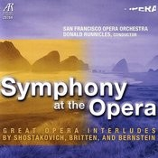 Symphony At The Opera: Great Opera Interludes Songs