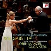 Shostakovich Cello Concerto No. 1 / Rachmaninov Sonata for Cello and Piano op. 19 Songs