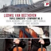 Beethoven: Sinfonie Nr. 5/Triplekonzert Songs