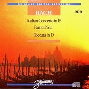 Italian Concerto In F, Partita No 1, Toccata In D Songs