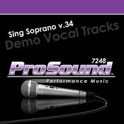 Sing Soprano v.34 Songs