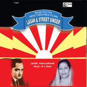 Songs From The New Theatres Films Street Singer & Lagan Songs
