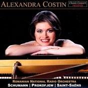 Alexandra Costin - Schumann, Prokofjew, Saint-Saens Songs