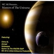 MC AK Presents... Masters Of The Universe Songs
