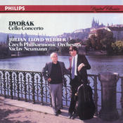Dvorak: Cello Concerto Songs