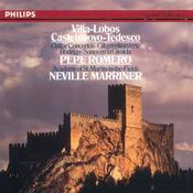 Villa-Lobos & Castelnuovo-Tedesco Guitar Concertos; Rodrigo: Sones En La Giralda Songs