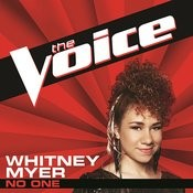 No One (The Voice Performance) Songs