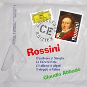 Rossini: Il barbiere di Siviglia; La Cenerentola; L'Italiana in Algeri; Il viaggio a Reims Songs