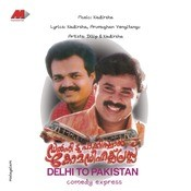 Delhi To Pakistan: Comedy Express Songs