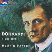 Dohnanyi: Piano Music Songs