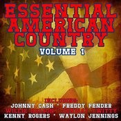 Essential American Country Vol.1 Songs