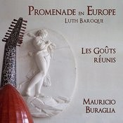 Promenade En Europe Luth Baroque Songs