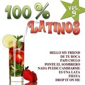 100% Latinos Vol.9 Songs