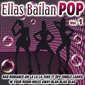 Ellas Bailan Pop Vol.1 Songs